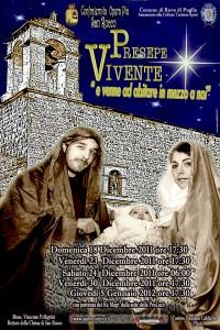 Man. Presepe Vivente 2011